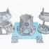 Tau Ceti Aliens - Towers and Barricades Terrain image