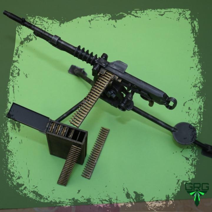 Hotchkiss M1914 - scale 1/4