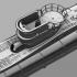 Das Boot - RC U-boot type VII C hull 1:48 image