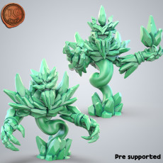 Elementals - pre supported