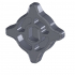 8 mm handle/knob for water valve (8 to 6 mm cut) image