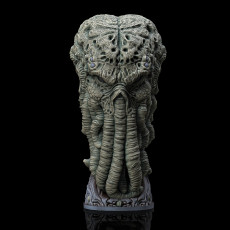 Cthulhu Head (Single and MMU)