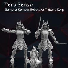 Tekano Corp Miniatures