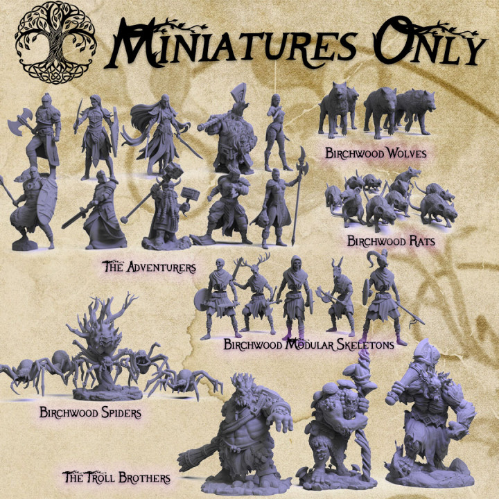 30 Miniatures's Cover