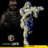 Cyberpunk Strike Team 'Omega' - Ryan 'Badger' Keaton image