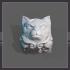 Cat Liquid Keycap - Custom mechanical keyboard image