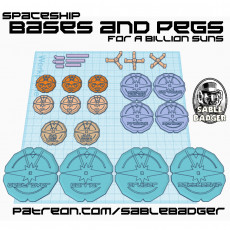 A Billion Suns - Bases and Pegs