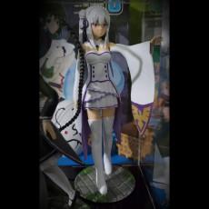 Picture of print of Re Zero Emilia