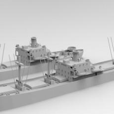 WoW Buildings Cargo Ship