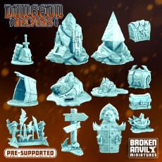 Dungeon Delver Terrain