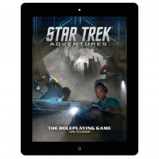 Star Trek Adventures Tabletop RPG