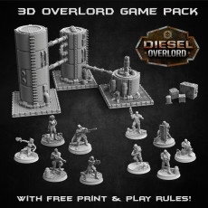Diesel Overlord Game