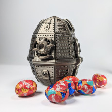 Steampunk Easter Egg!