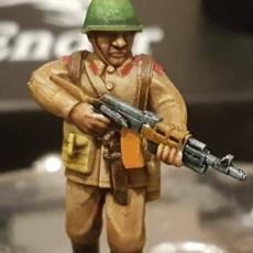 10 & 15mm Cold War Miniatures (Battleground 1983)