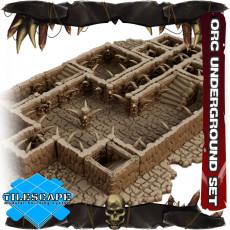 Orc Underground Set