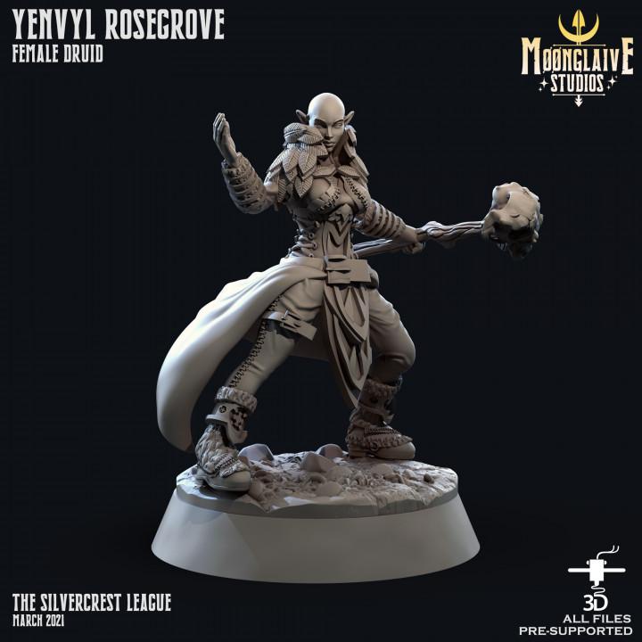 Yenvyl Rosegrove