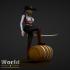 "Eva ""Drop-Head"" Colton - World of Witchcraft & Wizardry image"