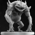 Slaad (Death) - D&D Tabletop Miniature Monster image