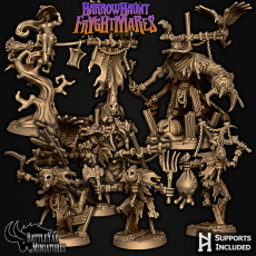Harrowhaunt Fryghtmares