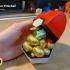 Pokeball Easter Egg Box Decoration image