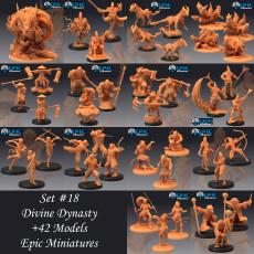 Set 18 - Divine Dynasty