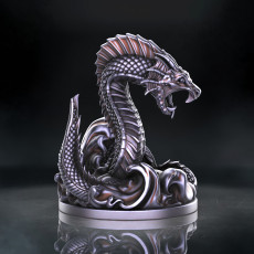 Jormungandr (World Serpent) - Pre-Supported