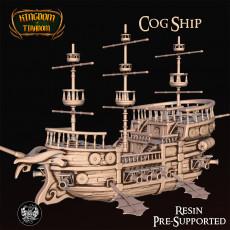 Cog Ship