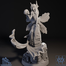 Denizens of the Deep Miniatures