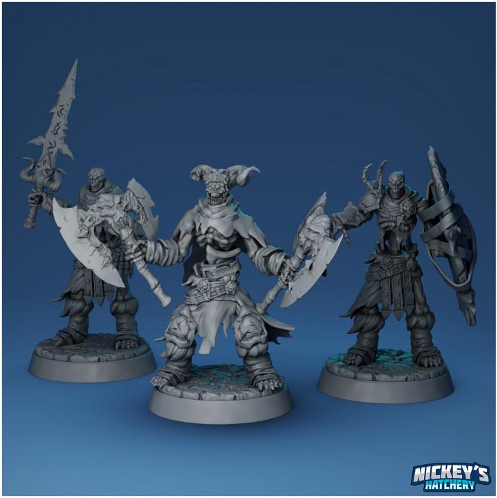 The Skeletons of Mor'ug's Cover