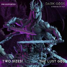 The Lust God - Prince of Pain - Dark Gods