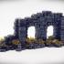 Double Arch Window: Ancient Ruins Terrain Set image