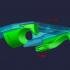 FLSun qq-s Fan Duct Plate image