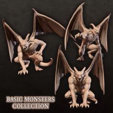 Gargoyles - Basic Monsters Collection