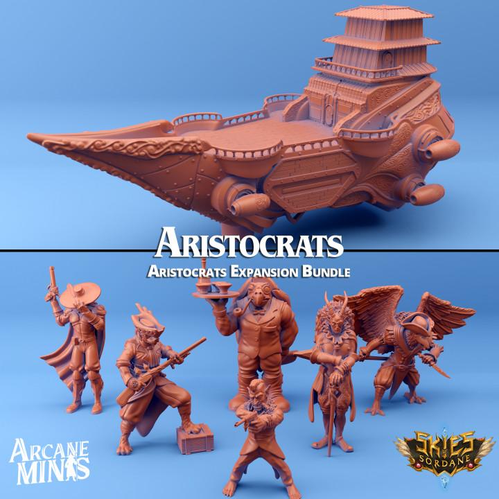 Aristocrats Expansion Bundle's Cover
