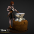 Jill Suizer - Blacksmith - World of Witchcraft & Wizardry image