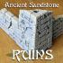 Ancient Sandstone - Ruins image