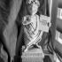 Fallout Vault Boy Statue image