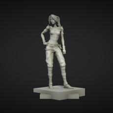 Jessie Raspberry - Final Fantasy 7 Remake