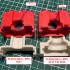 FLSUN QQ-s Pro 2021 Moter Belt Cover image