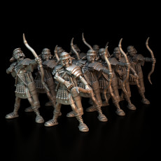 Cursed Legionnaire Archers