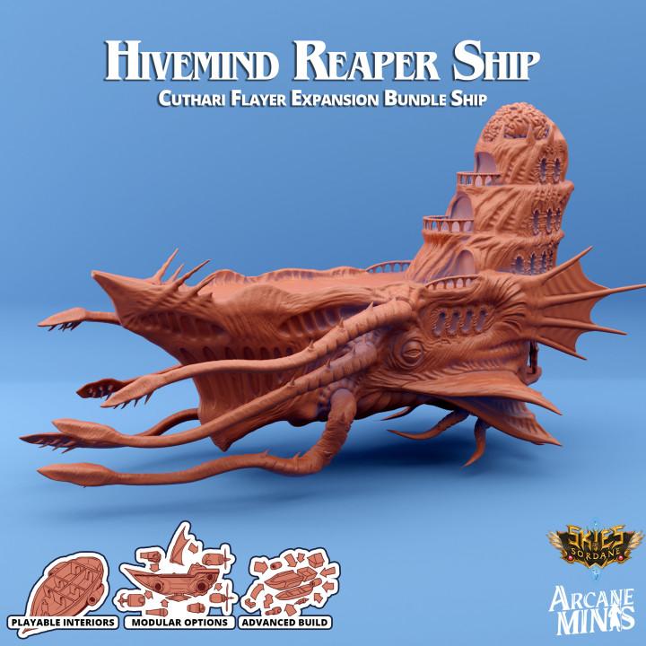 Airship - Hivemind Reaper's Cover