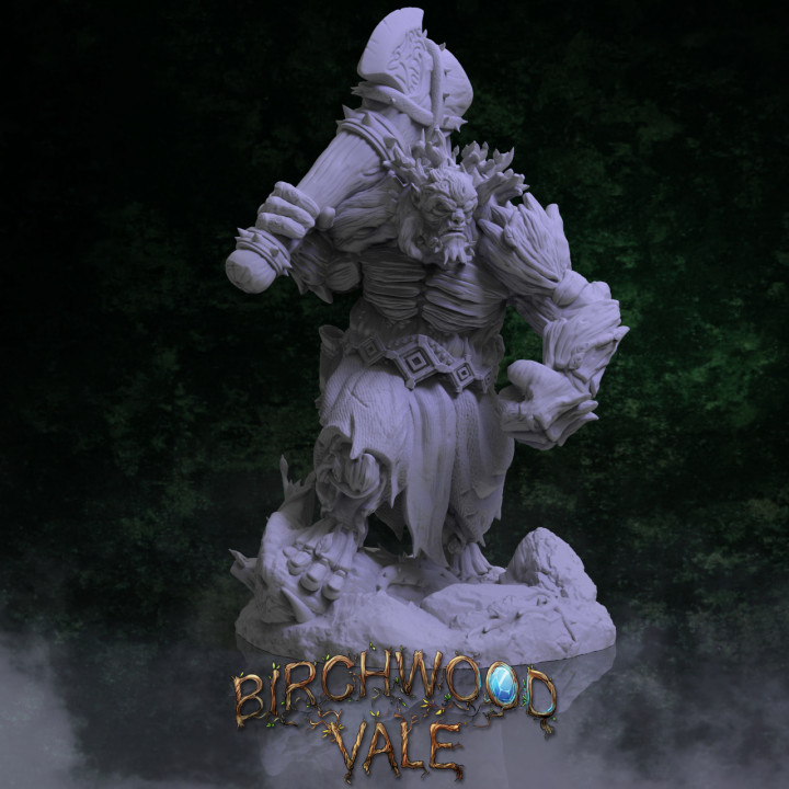 Birchwood Vale Adversaries The 2nd Troll Brother's Cover
