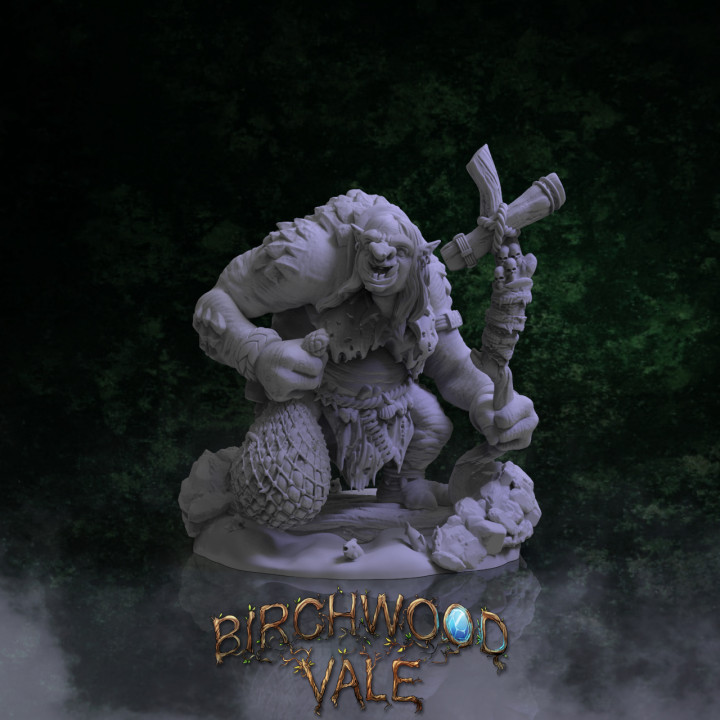 Birchwood Vale Adversaries The Little Troll Sister's Cover
