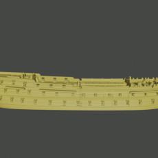 18th Century Ships (1/700)
