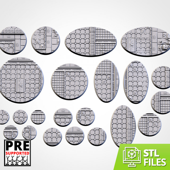 Royal Palace Bases (Round)'s Cover