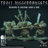 3x Troll Juggernaughts - Pre-Supported image