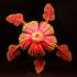 """Tabletop plant: """"Umbrella Gland"""" (Alien Vegetation 30) image"""