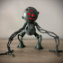 ATOMIC HEART belyash robot (made for resin printers) image