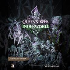 Archvillain Adventures - The Queen's Web: Underworld