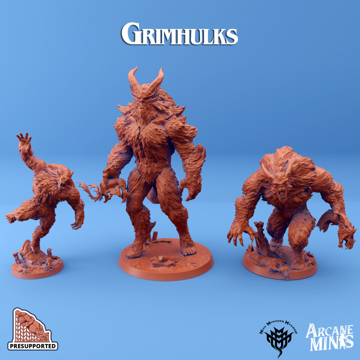 Grimhulks's Cover